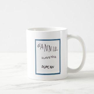 Joan for Duncan Gannie Coffee Mug