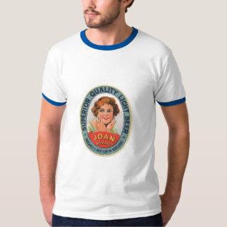 'Joan' Light Beer T Shirt