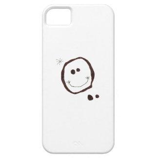 joan miro happy face iphone case