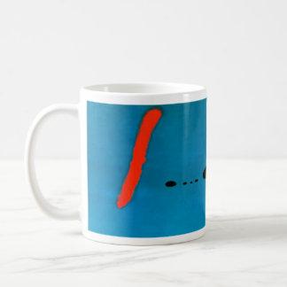 Joan Miró's Bleu II Coffee Mug