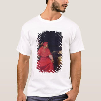 Joan of Arc  and the Cardinal of Winchester T-Shirt