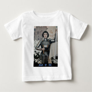Joan of Arc by Albert Lynch Baby T-Shirt
