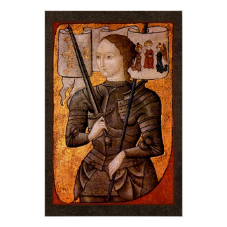 Joan of Arc Maid of Orleans Poster