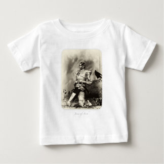 Joan Of Arch Baby T-Shirt