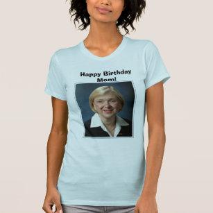 Joanne Happy Birthday Mom T Shirt