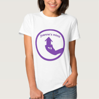Joanne's Minis Basic T-shirt- for the gals Tees
