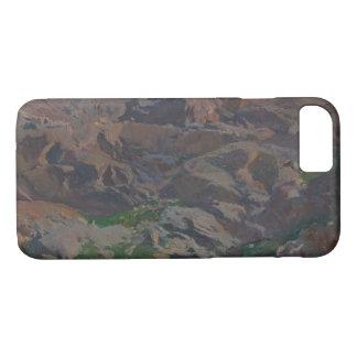 Joaquin Sorolla - Castle of San Servando, Toledo iPhone 8/7 Case