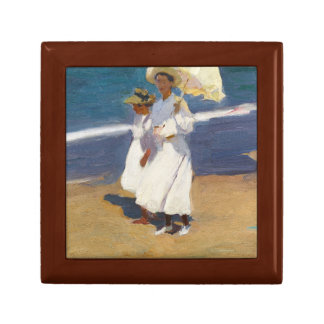 Joaquin Sorolla - On the Beach Gift Box