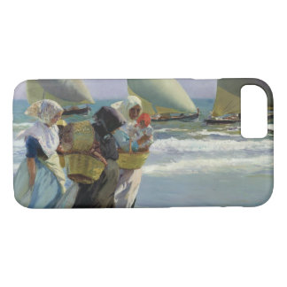 Joaquin Sorolla - The Three Sails iPhone 8/7 Case