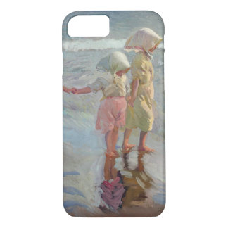 Joaquin Sorolla - The Three Sisters iPhone 8/7 Case