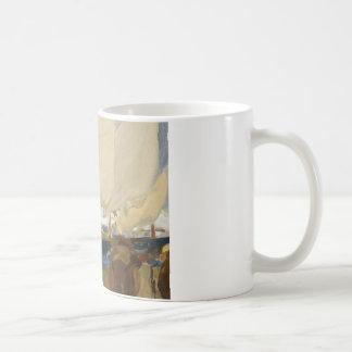 Joaquin Sorolla - Valencia Beach Coffee Mug