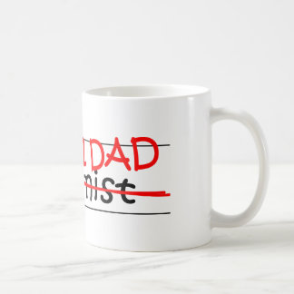 Job Dad Chemist Coffee Mug