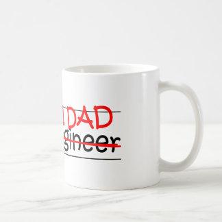 Job Dad Civil Engineer Coffee Mug