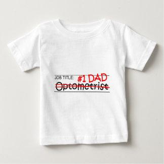 Job Dad Optometrist Baby T-Shirt