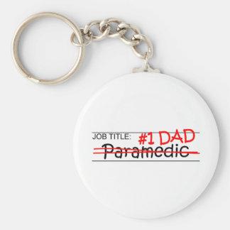 Job Dad Paramedic Key Chains