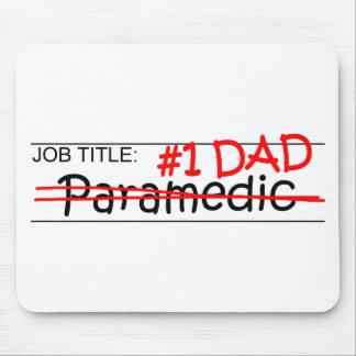 Job Dad Paramedic Mouse Pad