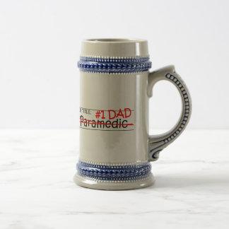 Job Dad Paramedic Coffee Mug