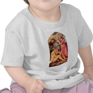 Job mocked by his wife tee shirts