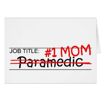 Job Mom Paramedic Cards