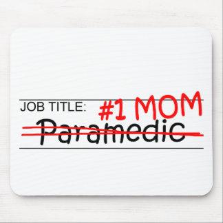 Job Mom Paramedic Mouse Pad