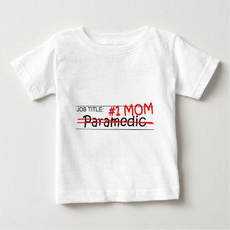 Job Mom Paramedic Tee Shirt