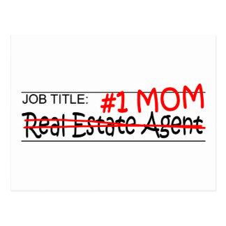 Job Mom Real Estate Post Card