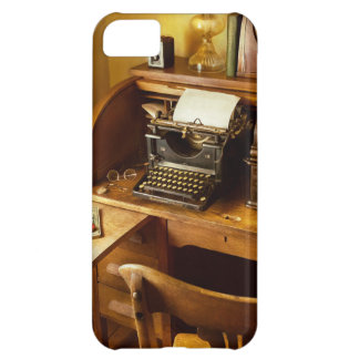 Job - Typist - A person with many interests Cover For iPhone 5C