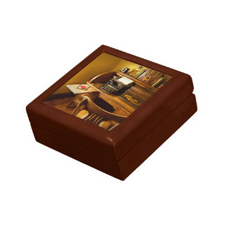 Job - Typist - A person with many interests Gift Box
