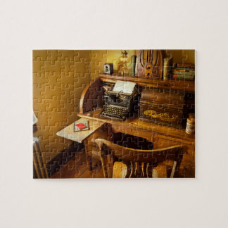Job - Typist - A person with many interests Jigsaw Puzzle