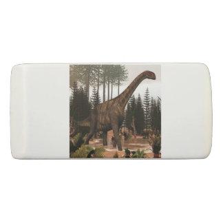 Jobaria dinosaur - 3D render Eraser