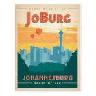 JoBerg, South Africa Postcard