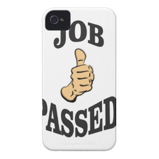 jobs up thumb funs iPhone 4 cover