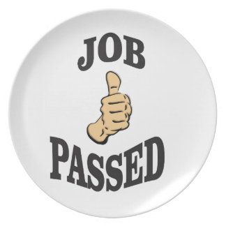 jobs up thumb funs plate