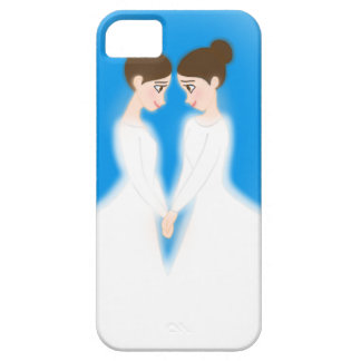 Jocelyn and Jasmine iPhone 5 Cover