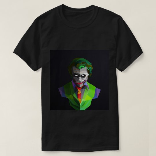 Jocker faced t-shirt