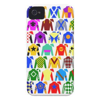 Jockey Silks iPhone Case