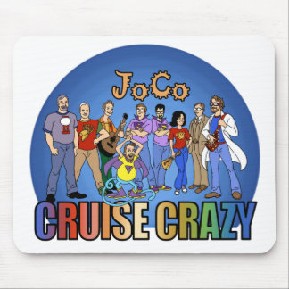 JoCo Cruise Crazy Superfriends Mousepad