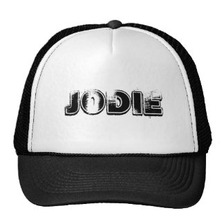 jodie trucker hat