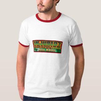 Joe Adler - Injured T-Shirt