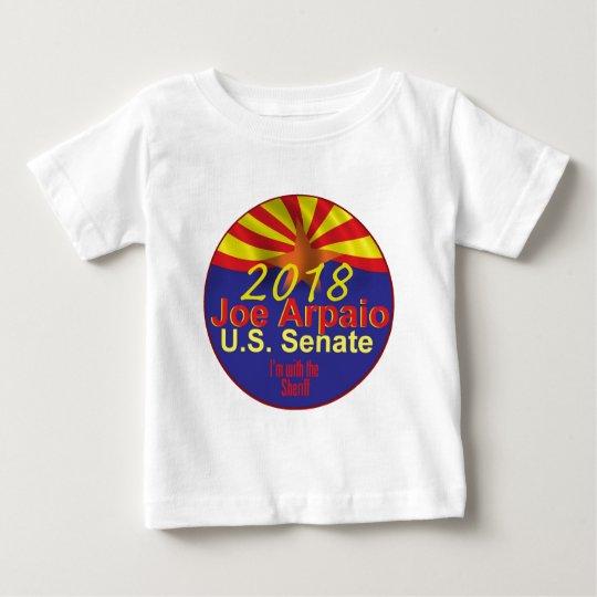 Joe ARPAIO AZ 2018 Baby T-Shirt