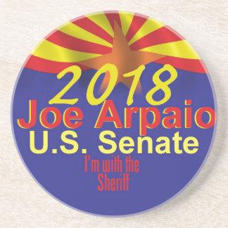 Joe ARPAIO AZ 2018 Coaster