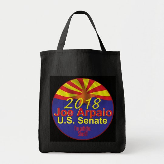 Joe ARPAIO AZ 2018 Tote Bag
