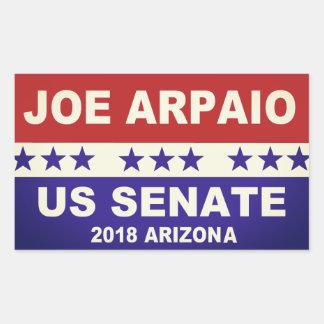Joe Arpaio US Senate 2018 Arizona Sticker