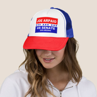 Joe Arpaio US Senate 2018 Arizona Trucker Hat