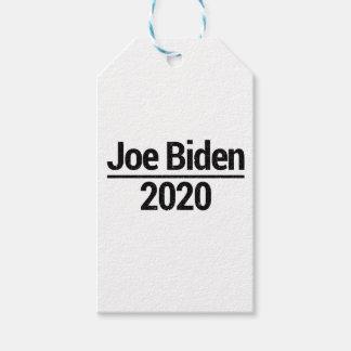 Joe Biden 2020 Gift Tags
