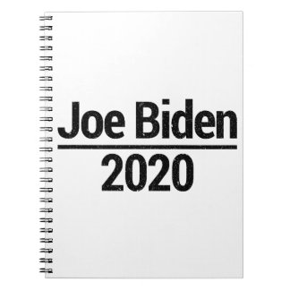 Joe Biden 2020 Notebook