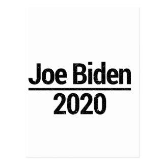 Joe Biden 2020 Postcard