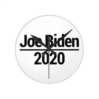 Joe Biden 2020 Round Clock