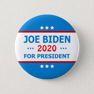 Joe Biden for President 2020 2 Inch Round Button