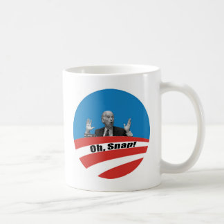 Joe Biden - 'Oh, Snap!' Coffee Mug